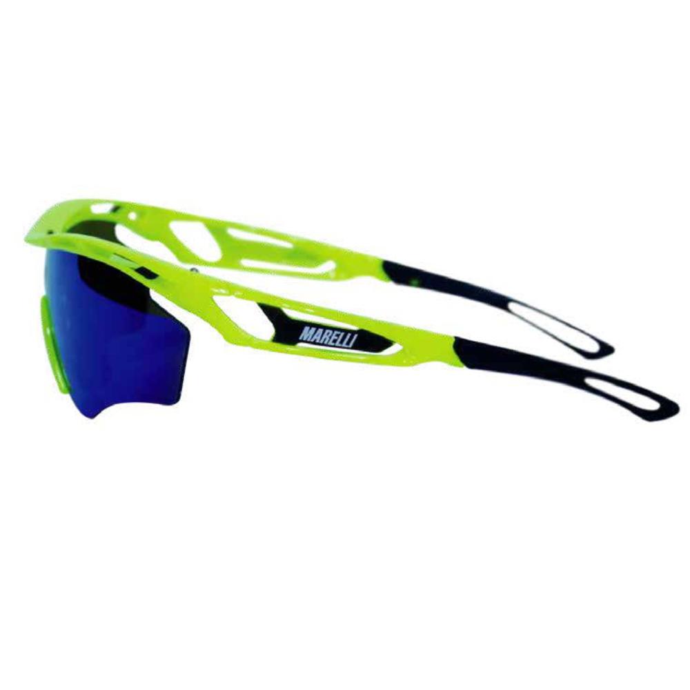 Óculos Marelli Strada Uv400 Antirreflexo Mtb Ciclismo Bike