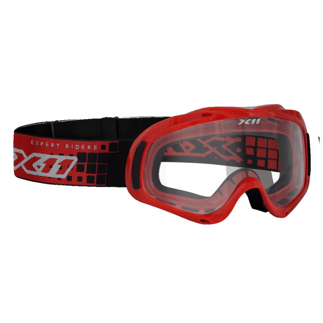 Óculos X11 Mx 2 Motocross Moto Off Road Trilha