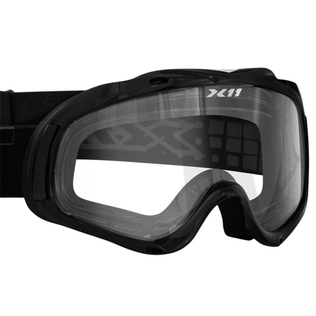 Óculos X11 Mx Ramp Motocross Moto Off Road Trilha