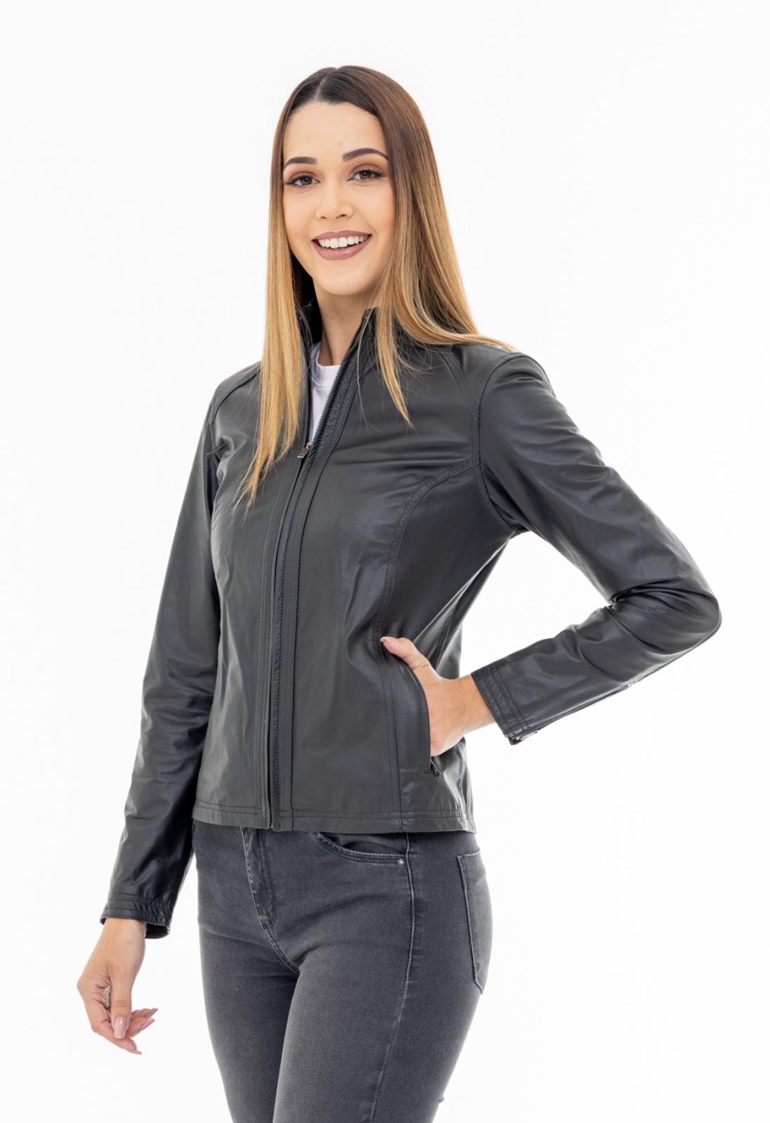 Jaqueta de Couro Jack 1250