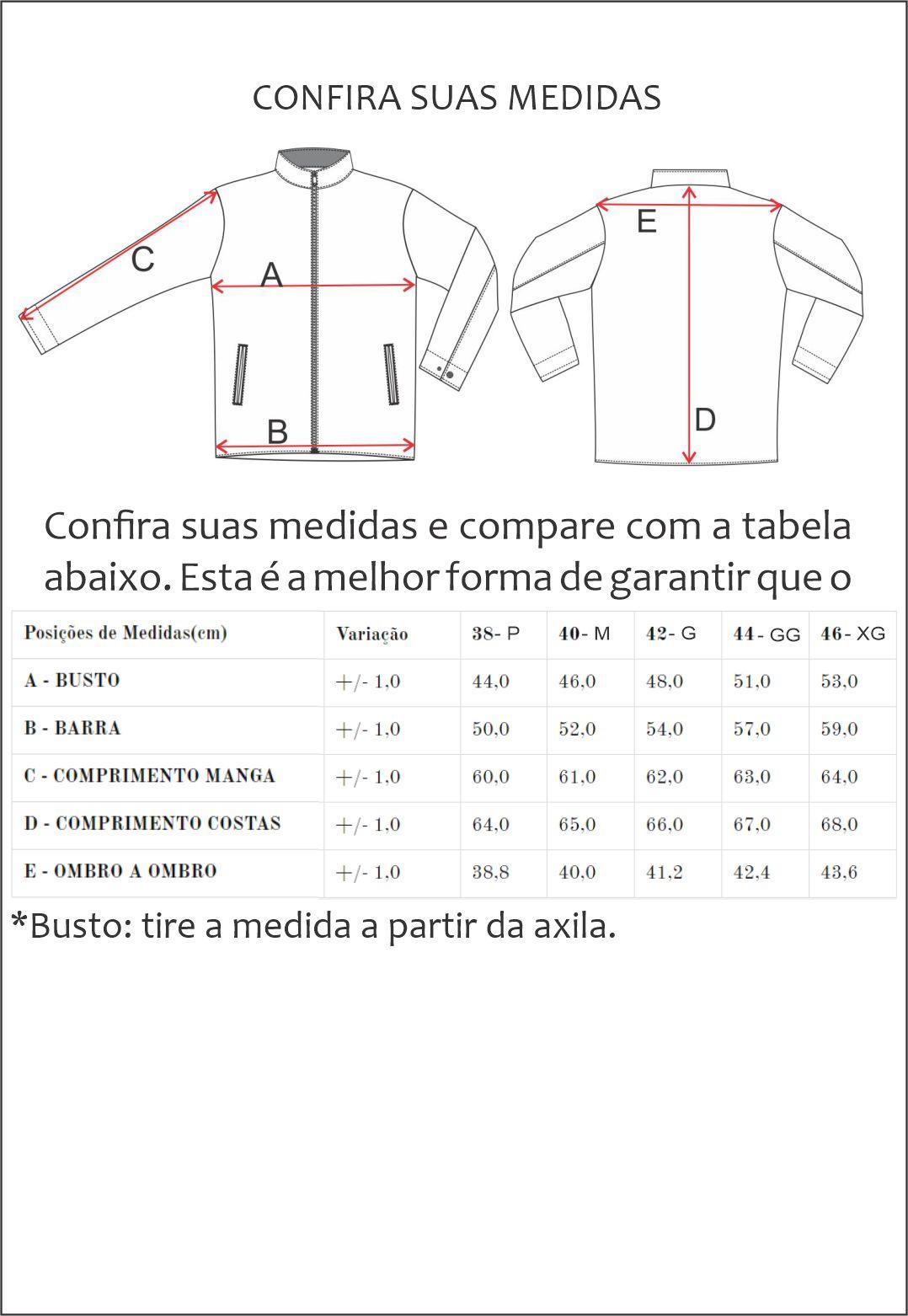 Jaqueta de Couro Jack 1260