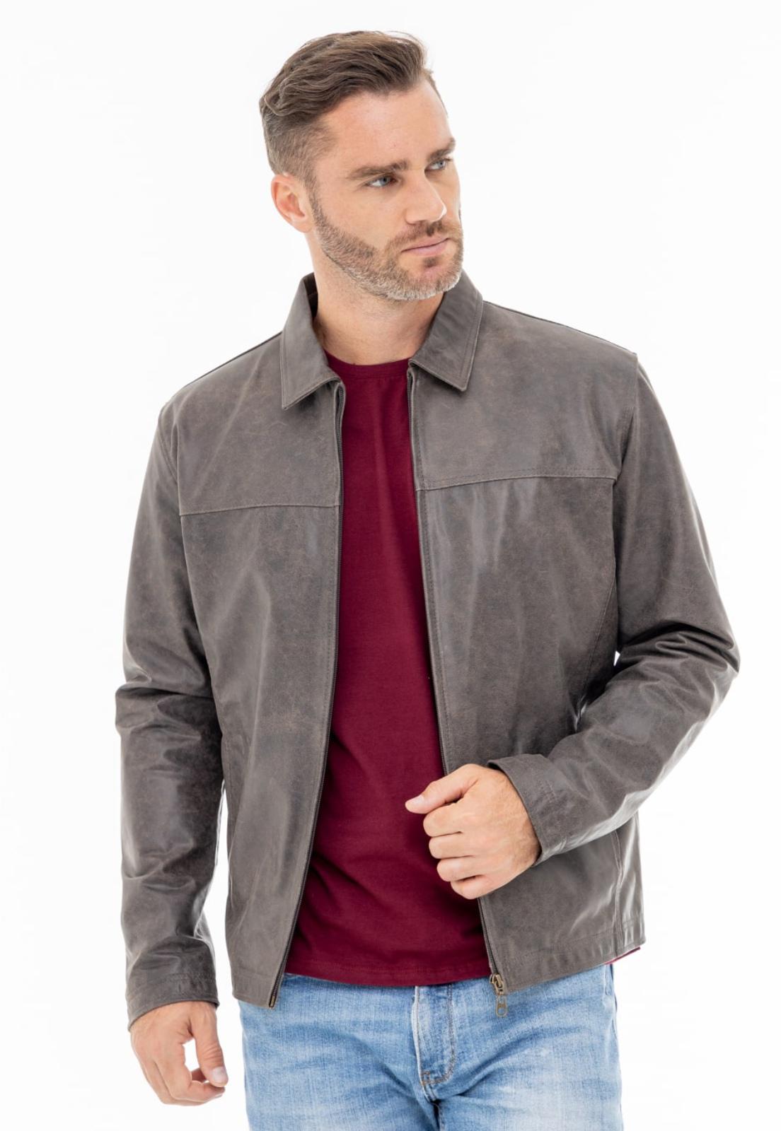 Jaqueta de Couro Jack 150