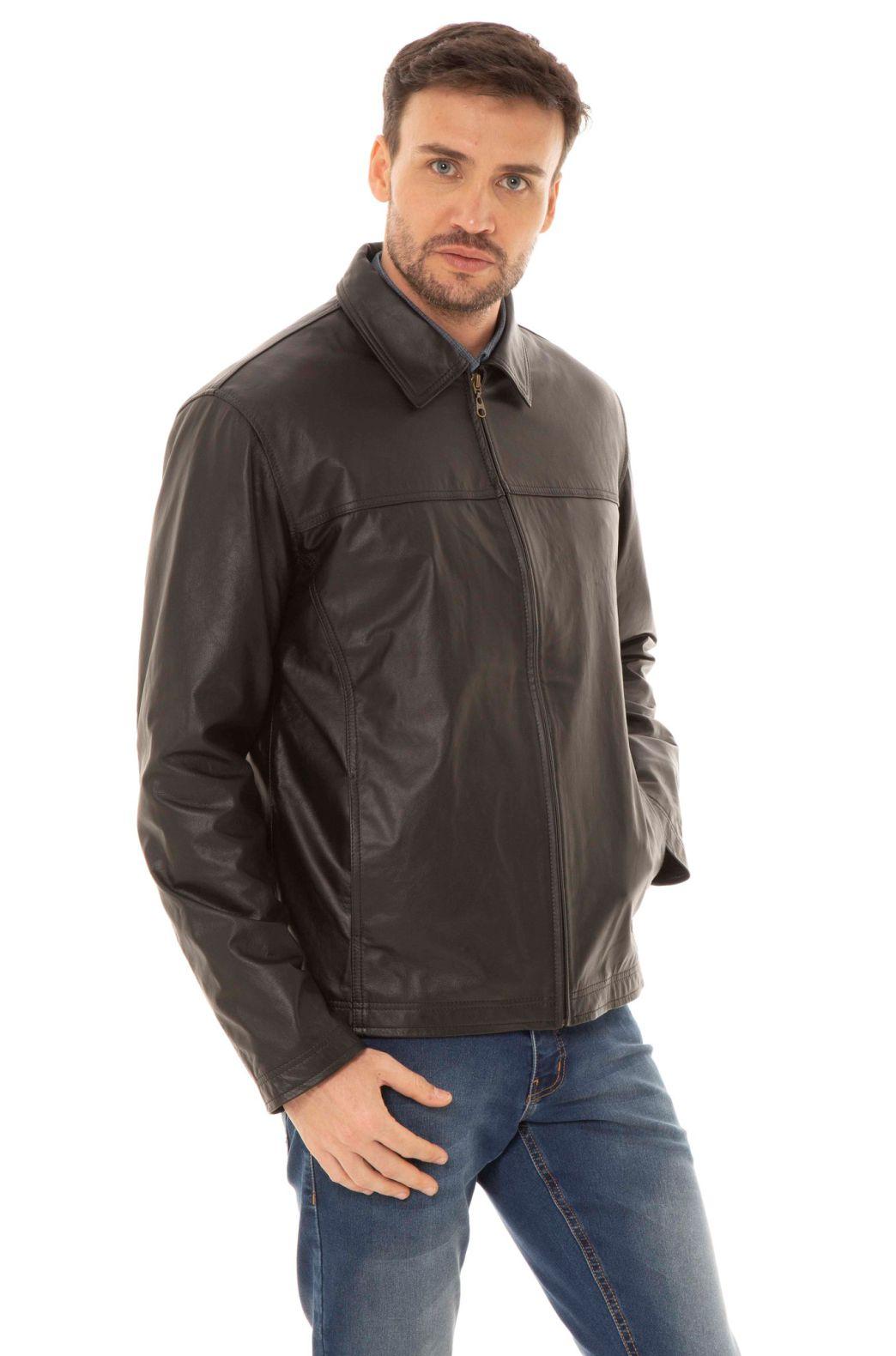 Jaqueta de Couro Jack 170