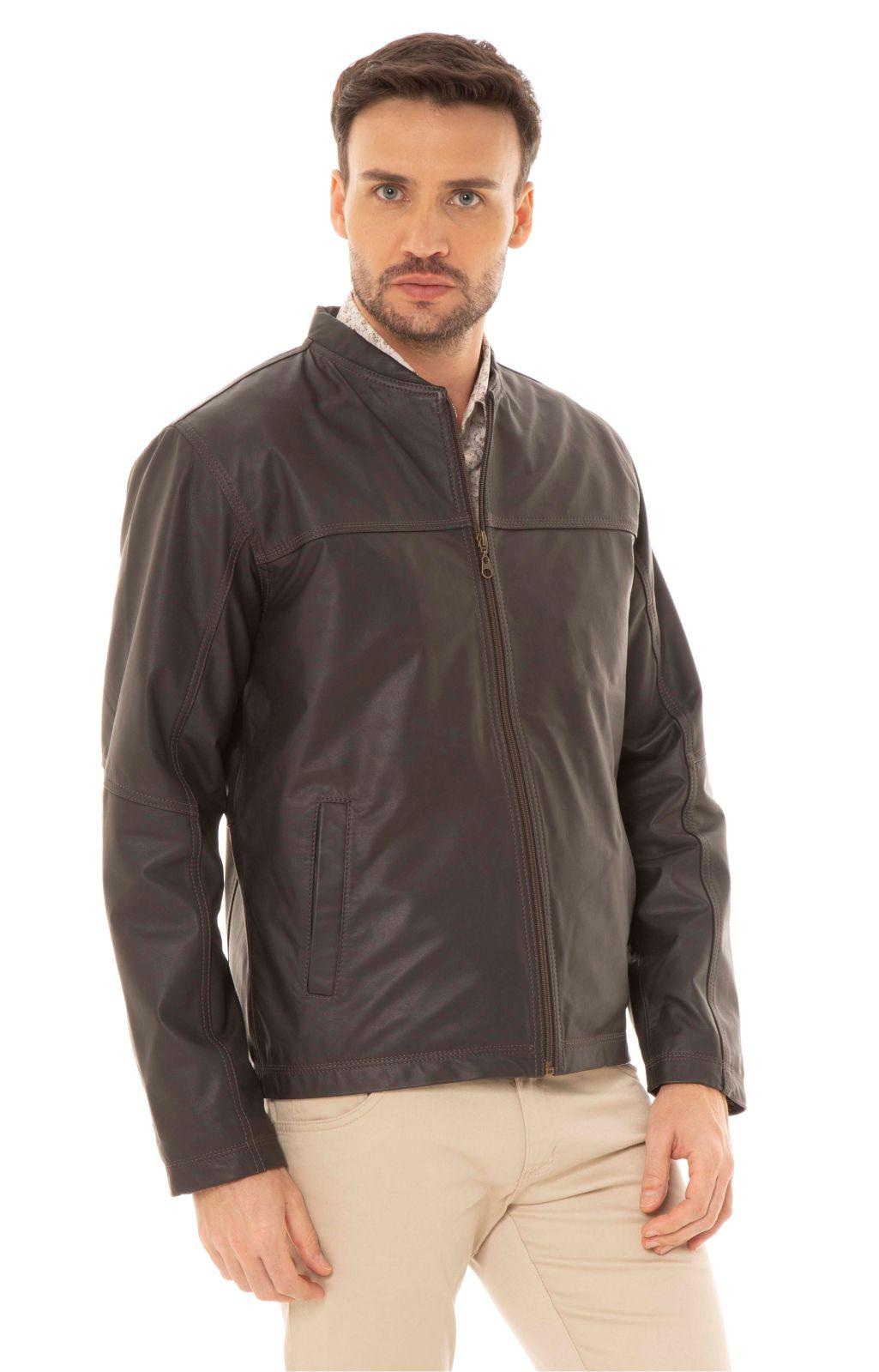 Jaqueta de Couro Jack 250