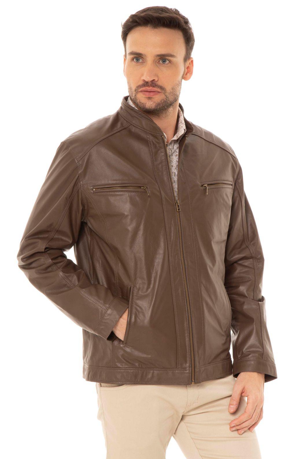Jaqueta de Couro Jack 255
