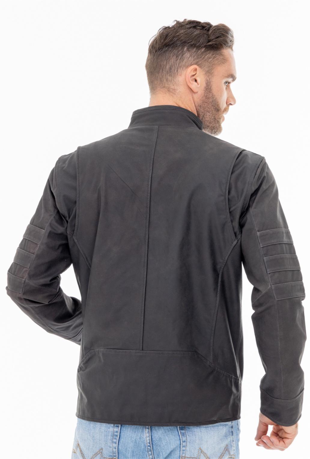Jaqueta de Couro Jack 305
