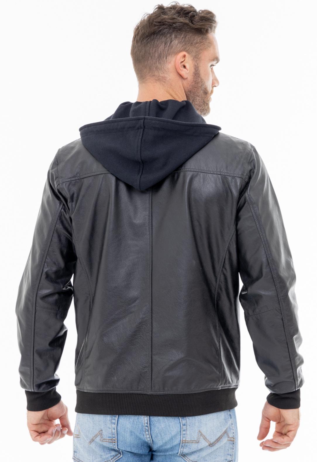 Jaqueta de Couro Jack 320