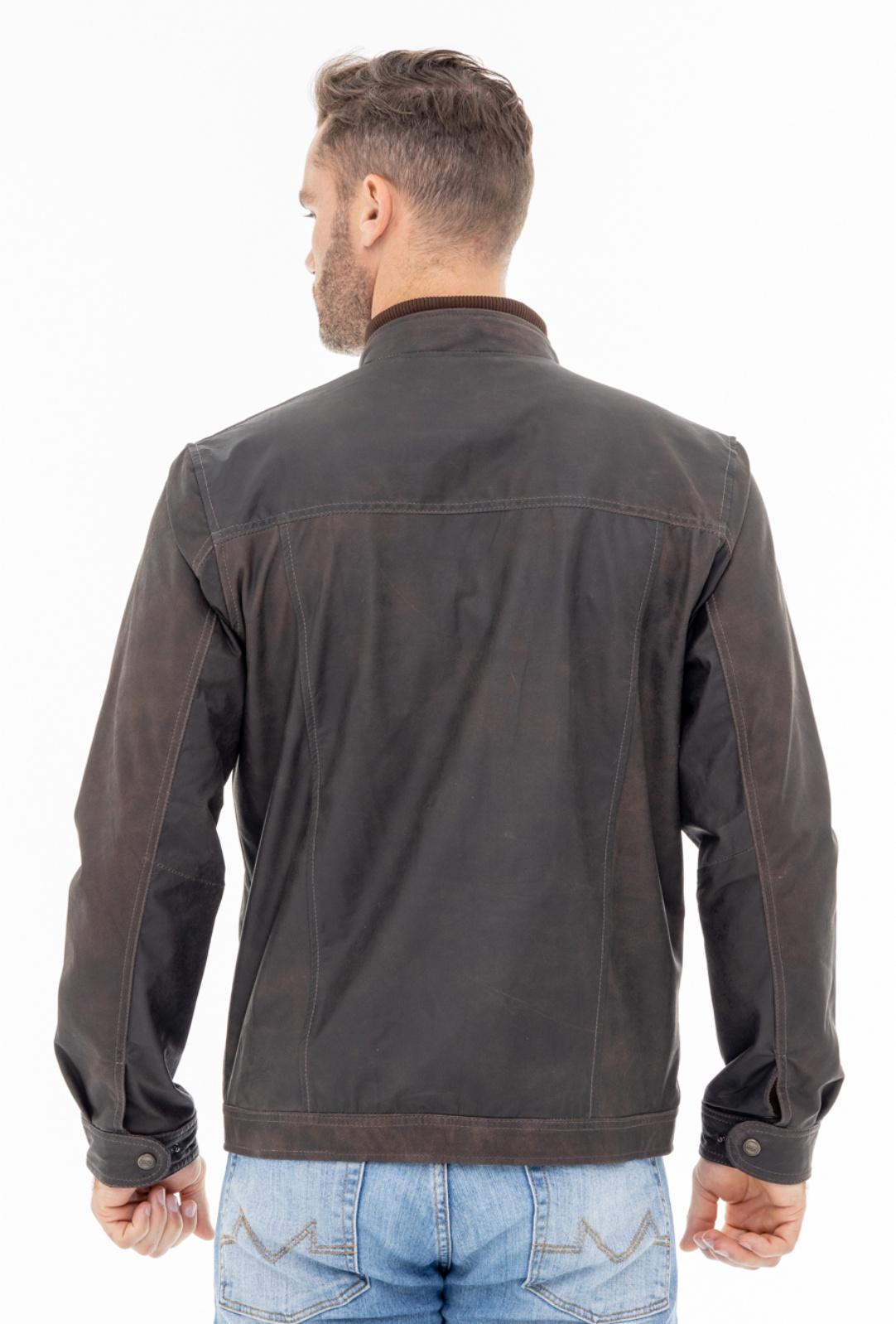 Jaqueta de Couro Jack 325