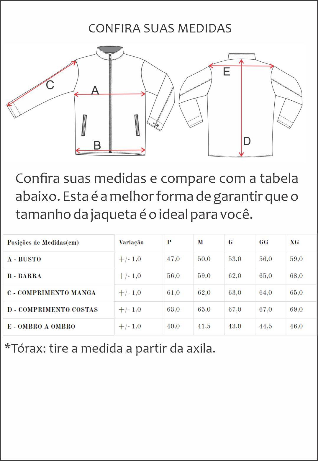 Parka Feminina Jeans 3220