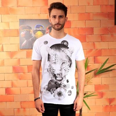 Camiseta Derek Ho Selvagem Branca