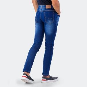 Calca Jeans Masculina - Via Quatro