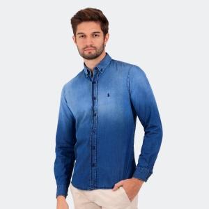 Camisa Ralph Lauren Jeans Degradê