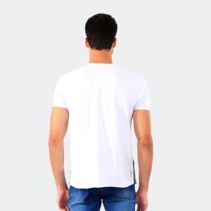 Camiseta Derek Ho Guitar Mescla Branca