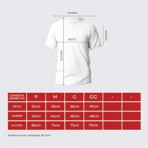 Camiseta Derek Ho King Kong Preta