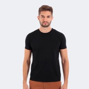Camiseta Disky Básica Preta