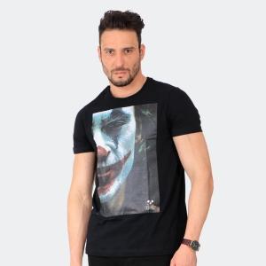 Camiseta Skuller Masculina Joker Preta