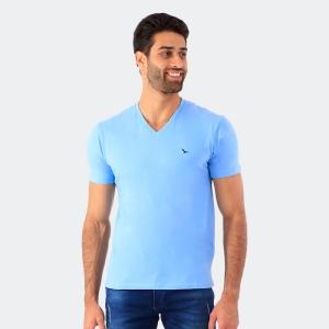 Camiseta Yacht Master Gola V Azul Céu