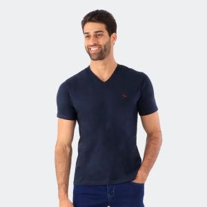 Camiseta Yacht Master Gola V Marinho