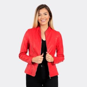 Jaqueta Alírio Feminina Vermelha