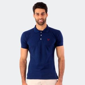 Kit 5 Camisas Polo Masculina - Polo Live