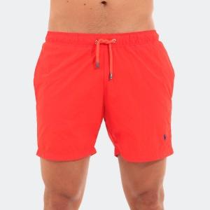 Shorts D'água Ralph Lauren Laranja