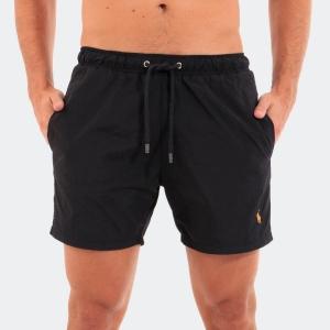 Shorts D'água Ralph Lauren Preto