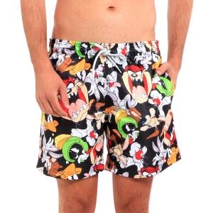 Shorts Praia Disky Looney Tunes