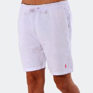 Shorts Ralph Lauren Sarja Branco