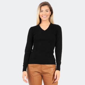 Suéter Dunialin Feminino Preto