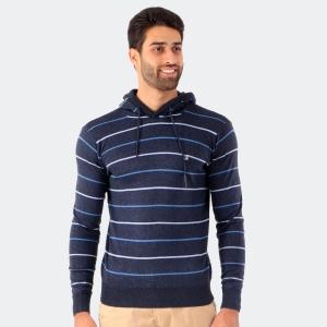 Suéter John Sailor Striped Azul