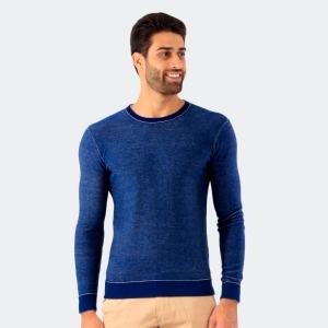 Suéter Masculino Endo Azul
