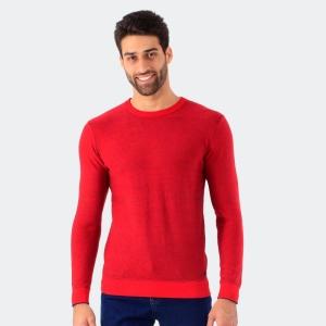 Suéter Masculino Endo Vermelho
