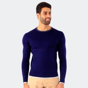 Suéter Masculino Menzo Marinho
