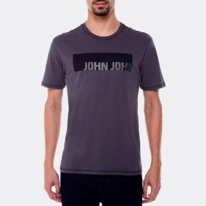 Tshirt John John RG Black