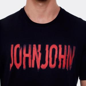 Tshirt John John RX Wall Preta