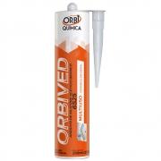 Adesivo Silicone Acet Branco 250g 6525