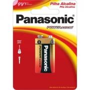 Bateria Alcalina 09v 6lr61xab/1b 7059