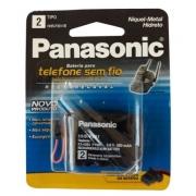 Bateria Recarregavel P/Telef S/Fio P301
