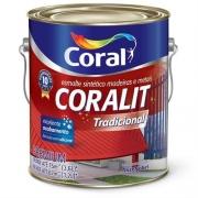 Coralit Tradicional Fosco Litro Preto 5202787