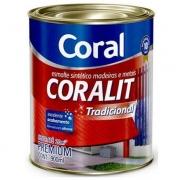Coralit Tradiconal Fosco Branco Galao 5202783