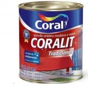 Coralit Tradiconal Fosco Preto Galao 5202786
