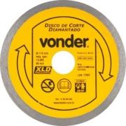 Disco Corte Diamantado 110mm P/ Porcelanato Vd 1268800000