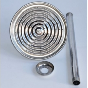 Ducha Cascata 3/4 Aluminio 08p 61833678