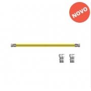 Engate Flexivel P/ Gas 1,5m C/ Adapt 7574