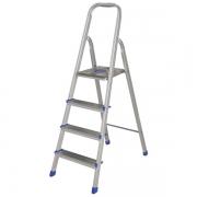 Escada Aluminio 4 Degraus 005102
