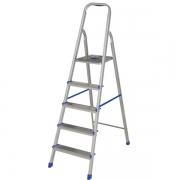 Escada Aluminio 5 Degraus 005103