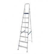 Escada Aluminio 8 Degraus 005106