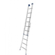 Escada Extensiva Aluminio 3 Em 06 X2 Degraus 7896020652021