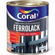 Ferrolack Galao Preto Hfer 06057600001