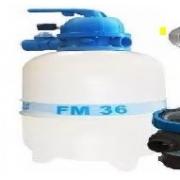 Filtro S/ Areia (Tanque) 36fm 000809 /Q=5 M3/H